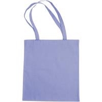 laukut Ostoslaukut Bags By Jassz 3842LH Sky Blue
