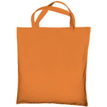 laukut Ostoslaukut Bags By Jassz 3842SH Tangerine