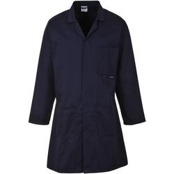 vaatteet Paksu takki Portwest  Navy