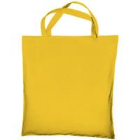 laukut Ostoslaukut Bags By Jassz 3842SH Yellow