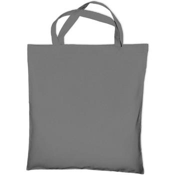 laukut Ostoslaukut Bags By Jassz 3842SH Light Grey