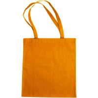 laukut Ostoslaukut Bags By Jassz 3842LH Tangerine