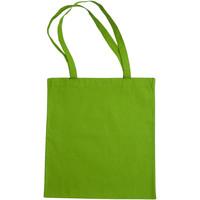 laukut Ostoslaukut Bags By Jassz 3842LH Light Green