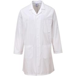 vaatteet Paksu takki Portwest  White