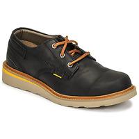 kengät Miehet Derby-kengät Caterpillar JACKSON LOW Musta