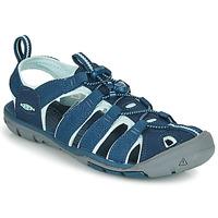 kengät Naiset Urheilusandaalit Keen CLEARWATER CNX Blue