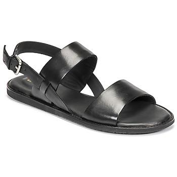 kengät Naiset Sandaalit ja avokkaat Clarks KARSEA STRAP Musta