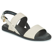 kengät Naiset Sandaalit ja avokkaat Clarks KARSEA STRAP Valkoinen