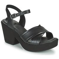 kengät Naiset Sandaalit ja avokkaat Clarks MARITSA70STRAP Musta