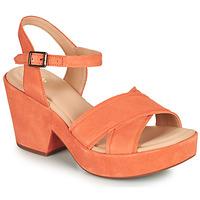 kengät Naiset Sandaalit ja avokkaat Clarks MARITSA70STRAP Koralli