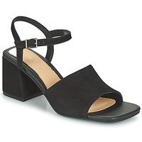 kengät Naiset Sandaalit ja avokkaat Clarks SHEER65 BLOCK Musta