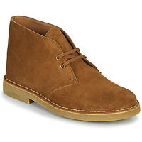 kengät Miehet Bootsit Clarks DESERT BOOT 2 Ruskea