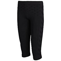 vaatteet Naiset Verryttelypuvut Hummel Collant 3/4 femme  Active Bee noir