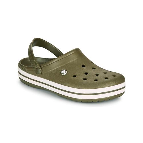 kengät Puukengät Crocs CROCBAND Khaki