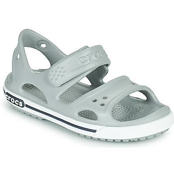 kengät Lapset Sandaalit ja avokkaat Crocs CROCBAND II SANDAL PS Harmaa