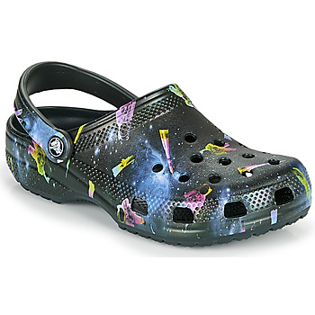 kengät Puukengät Crocs CLASSIC OUT OF THIS WORLDII CG Musta
