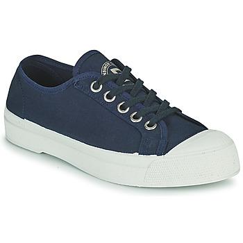 kengät Naiset Matalavartiset tennarit Bensimon B79 BASSE Sininen