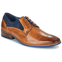 kengät Miehet Derby-kengät Kdopa CONNOR Kamelinruskea / Sininen