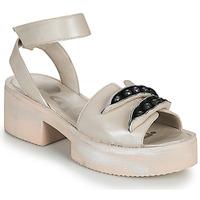 kengät Naiset Sandaalit ja avokkaat Papucei AMON Beige