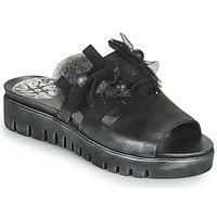 kengät Naiset Sandaalit Papucei ARO Musta