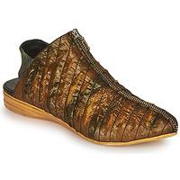 kengät Naiset Sandaalit ja avokkaat Papucei LARISA Musta / Kulta