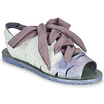 kengät Naiset Sandaalit ja avokkaat Papucei SESSILE Harmaa / Violetti