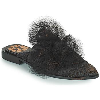 kengät Naiset Sandaalit Papucei WILLOW Musta