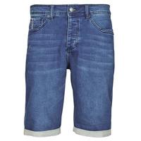 vaatteet Miehet Shortsit / Bermuda-shortsit Deeluxe BART Sininen