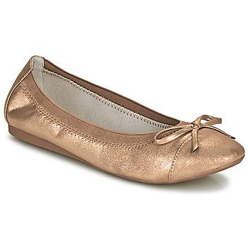 kengät Naiset Balleriinat Moony Mood ELALA Pronssi