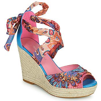 kengät Naiset Sandaalit ja avokkaat Moony Mood EFIRNIL Vaaleanpunainen