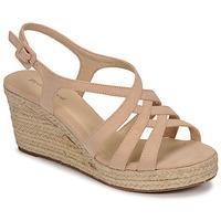 kengät Naiset Sandaalit ja avokkaat Moony Mood ONICE Nude