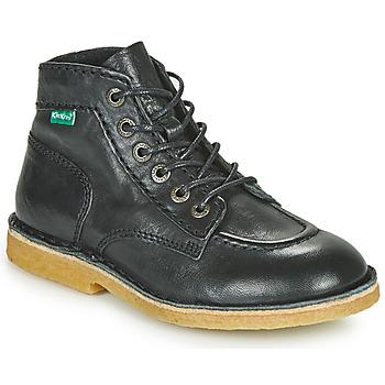 kengät Pojat Bootsit Kickers KICK LEGEND Musta