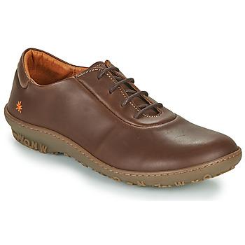 kengät Naiset Derby-kengät Art ANTIBES Brown