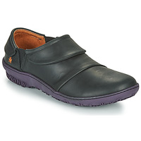 kengät Naiset Bootsit Art ANTIBES Musta