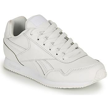 kengät Tytöt Matalavartiset tennarit Reebok Classic REEBOK ROYAL CLJOG 3.0 Valkoinen