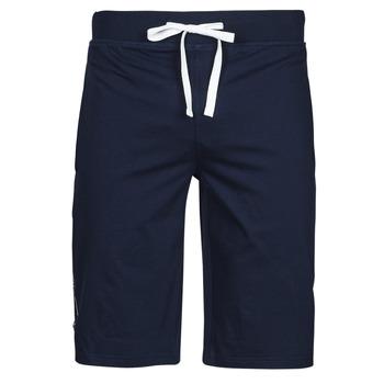 vaatteet Miehet Shortsit / Bermuda-shortsit Polo Ralph Lauren SLIM SHORT Laivastonsininen