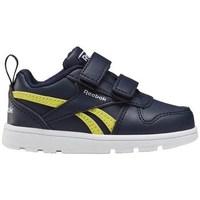 kengät Lapset Matalavartiset tennarit Reebok Sport Royal Prime Tummansininen,Oliivinväriset