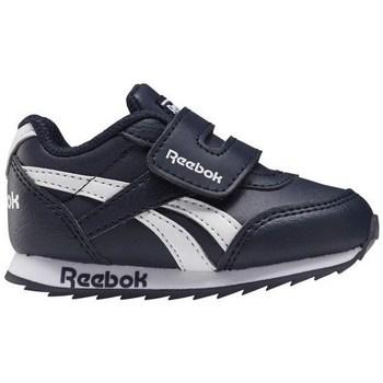 kengät Lapset Matalavartiset tennarit Reebok Sport Royal CL Jogger Tummansininen