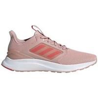 kengät Naiset Juoksukengät / Trail-kengät adidas Originals Energyfalcon X Vaaleanpunaiset