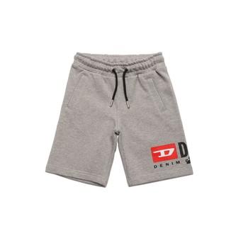 vaatteet Pojat Shortsit / Bermuda-shortsit Diesel PSHORTCUTY Harmaa