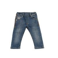 vaatteet Pojat Slim-farkut Diesel KROOLEY Blue