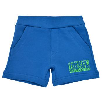 vaatteet Pojat Shortsit / Bermuda-shortsit Diesel POSTYB Sininen