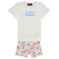 vaatteet Pojat Kokonaisuus Diesel SILLIN Monivärinen