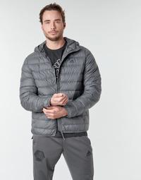 vaatteet Miehet Toppatakki adidas Performance TODOWN HO JKT Grey