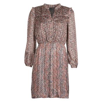 vaatteet Naiset Lyhyt mekko Betty London NOUNO Viininpunainen