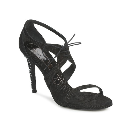 kengät Naiset Sandaalit ja avokkaat Magrit MIJARES Black