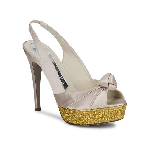 kengät Naiset Sandaalit ja avokkaat Magrit IMPERIALI White / Kulta