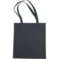laukut Naiset Ostoslaukut Bags By Jassz 3842LH Dark Grey