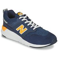 kengät Pojat Matalavartiset tennarit New Balance YS009 Sininen