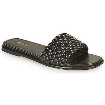 kengät Naiset Sandaalit MICHAEL Michael Kors AMELIA FLAT SANDAL Musta